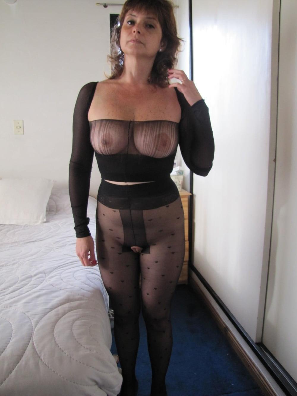 Pantyhose encasement porn-6331