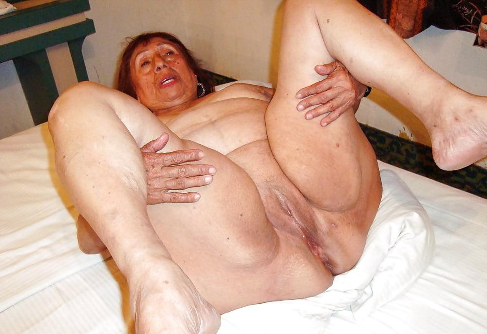 Hot latina granny