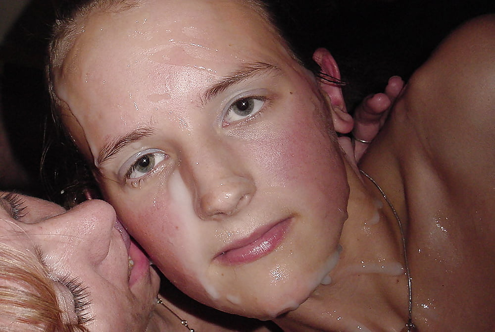 Daughter cum facial