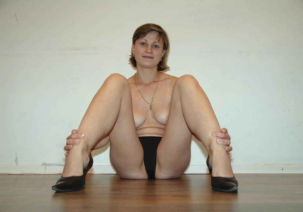 Shy mature stripping galleries