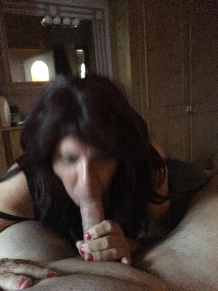 Samantha sucking