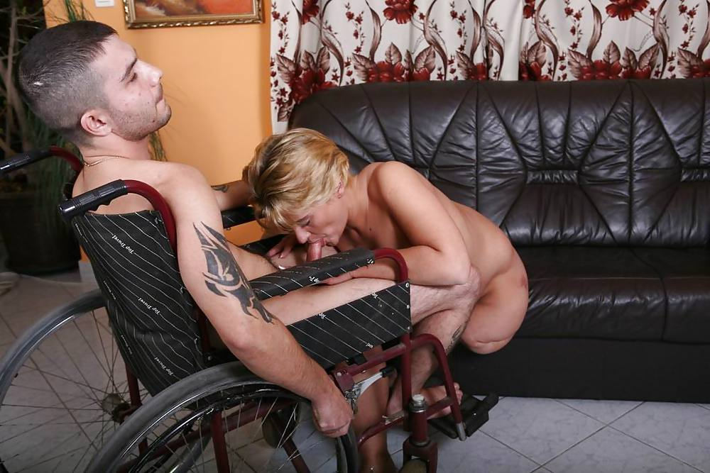 Porn pics of disabled women having sex modles