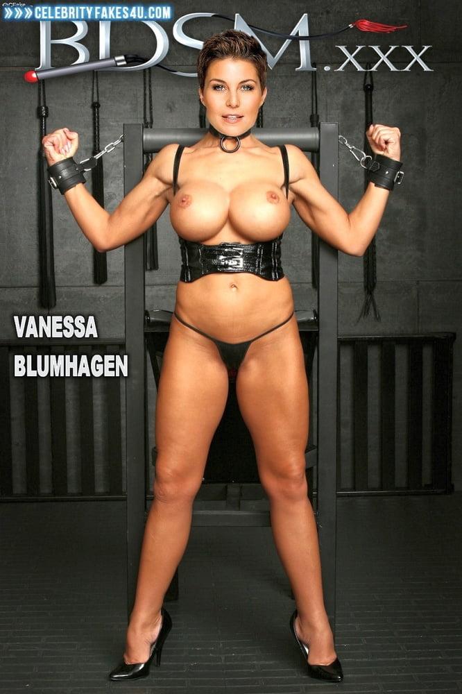 Blumhagen nackt vanesa Vanessa Blumhagen's