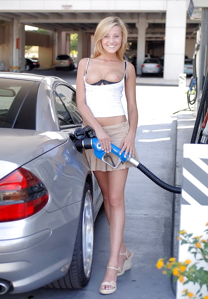 Instagram model performs sex act on a gas pump and raunchy display lands her in court