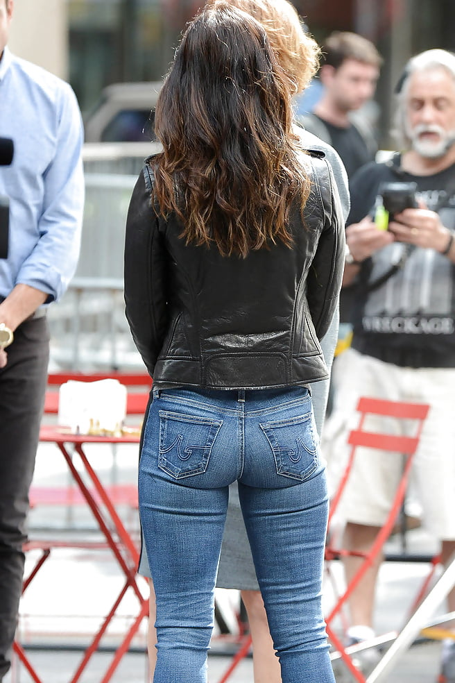 Hollywood girls butts