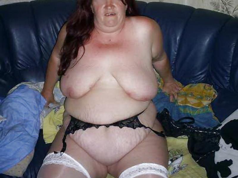 Sexy granny anal sex-8362