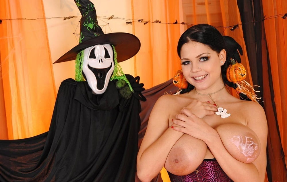 Sexually broken picture gallery halloween anal fucking nightmare