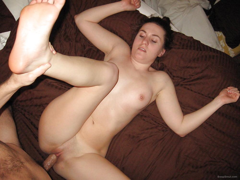 Blonde milf sharing black cock