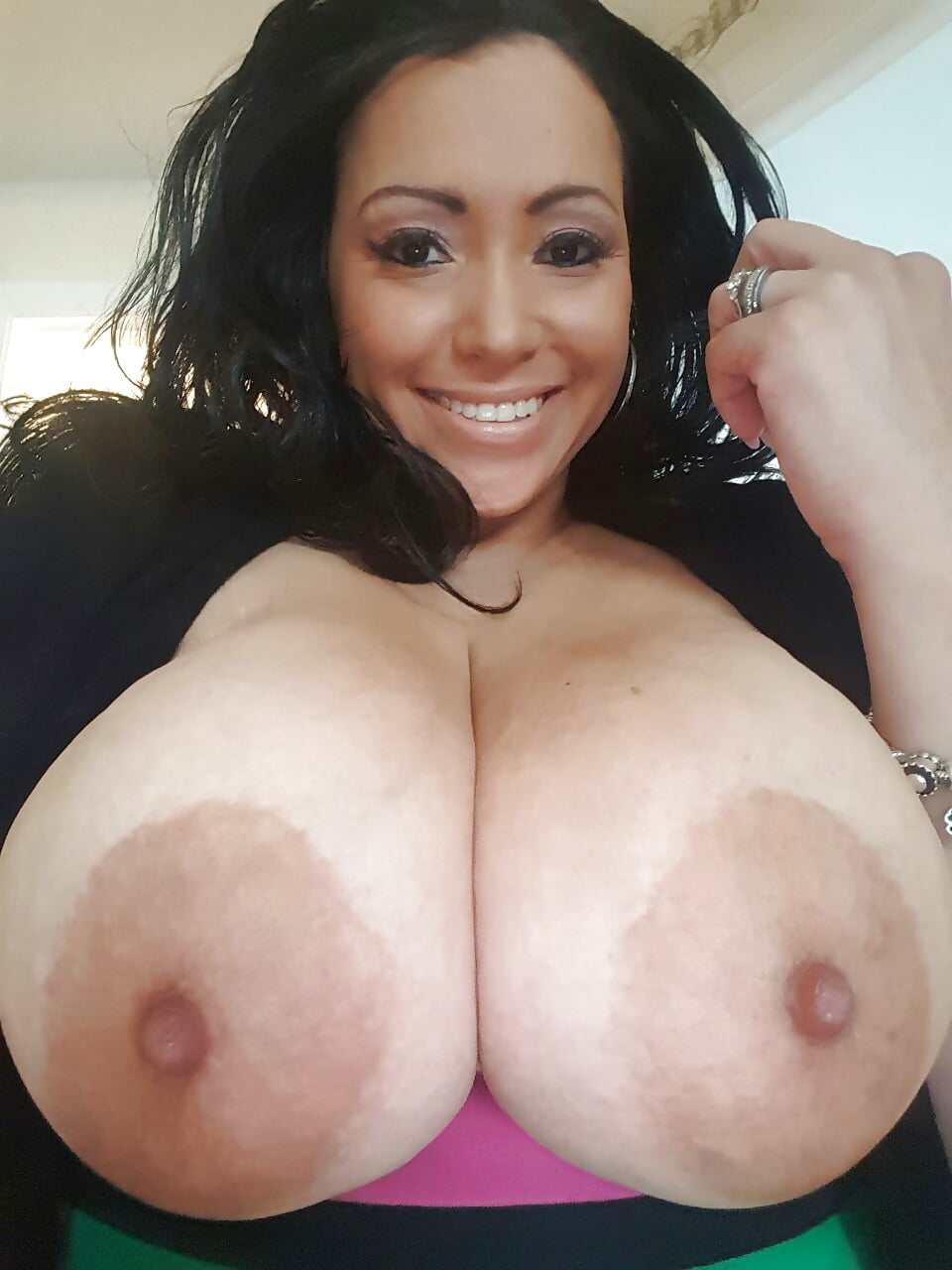 Giant mexican tits