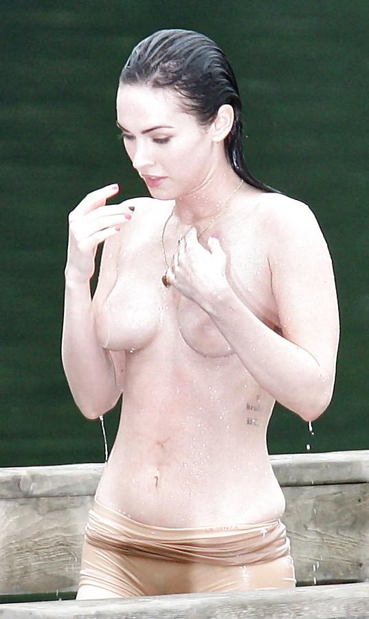 Megan Fox Nude Scene