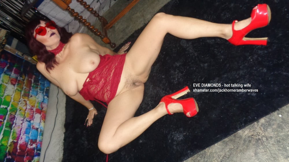 Eve Diamonds at The Office - 35 Pics