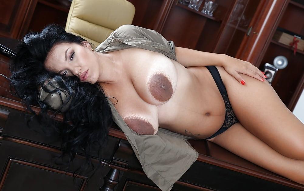 Brown Areolas Nipples