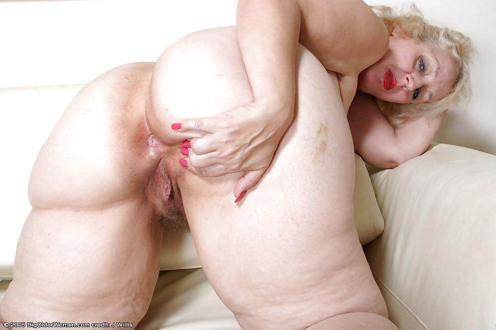 Granny sex asses