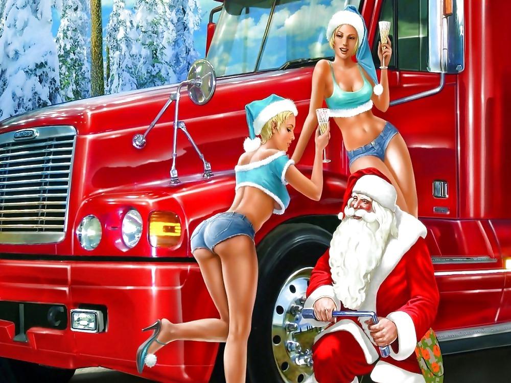 A very naughty christmas