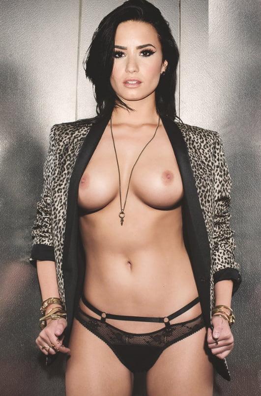 Demi lovato naked fakes