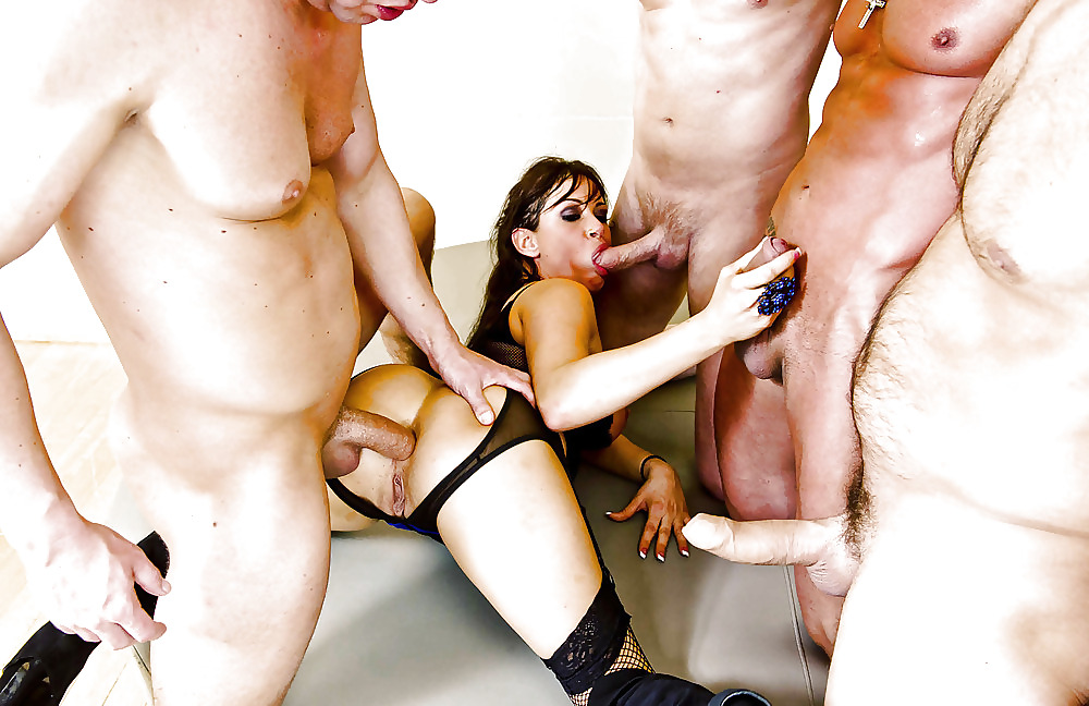 Free three on one gangbang video, white wives that crave black dicks