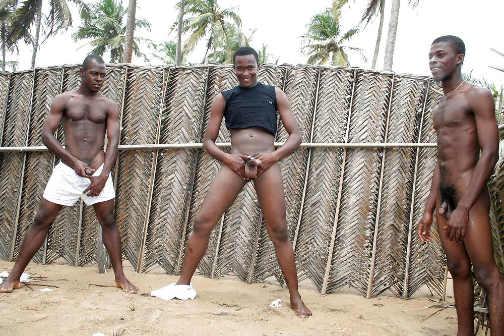 Ban and african penis ritual