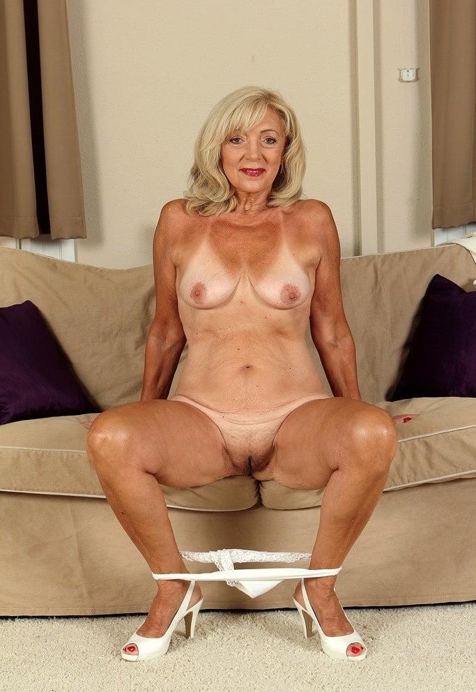 Over 60 nude women