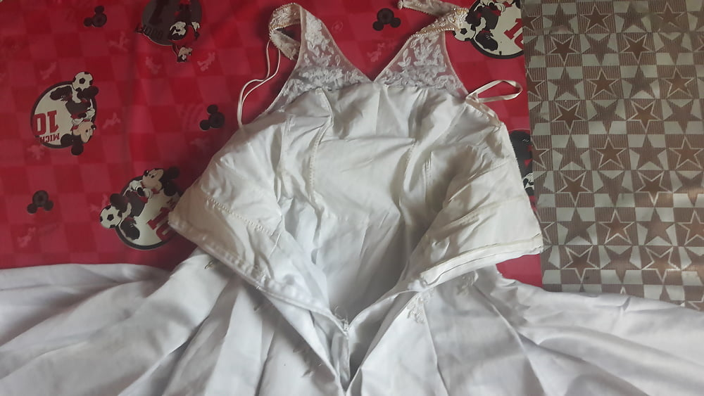 Huge tits wedding dress-8112