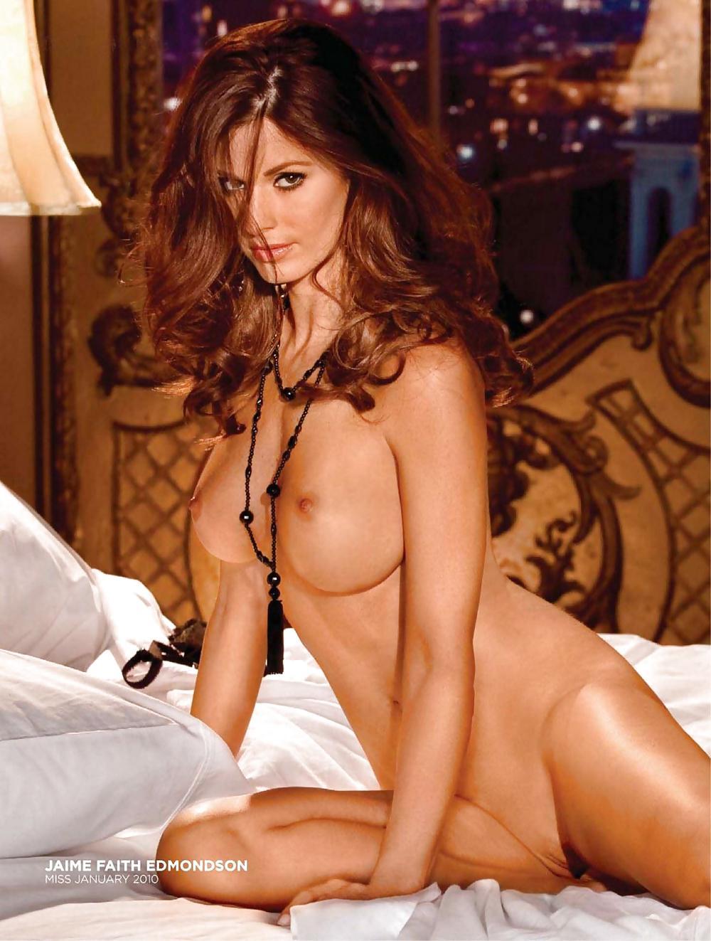 Jaime alma naked