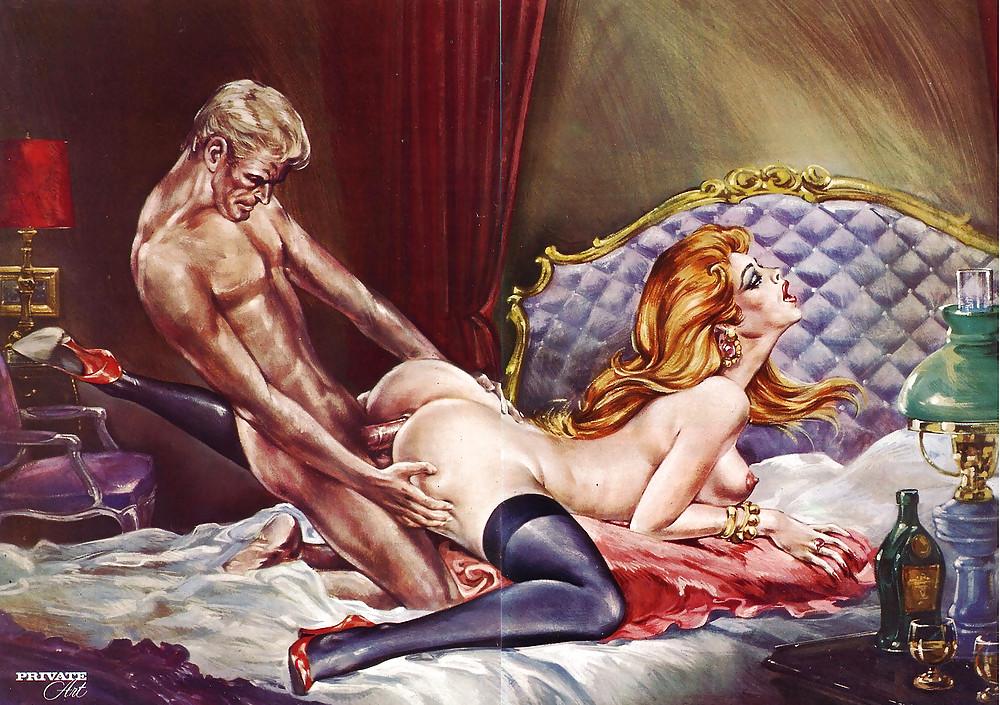 The mammoth book of erotica presents