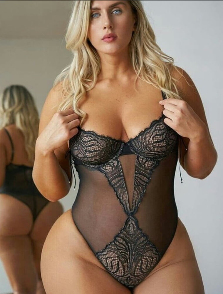 Best sexy lingerie for plus size women