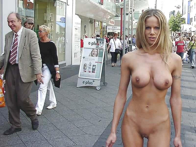 Inpublic nude Public Sex