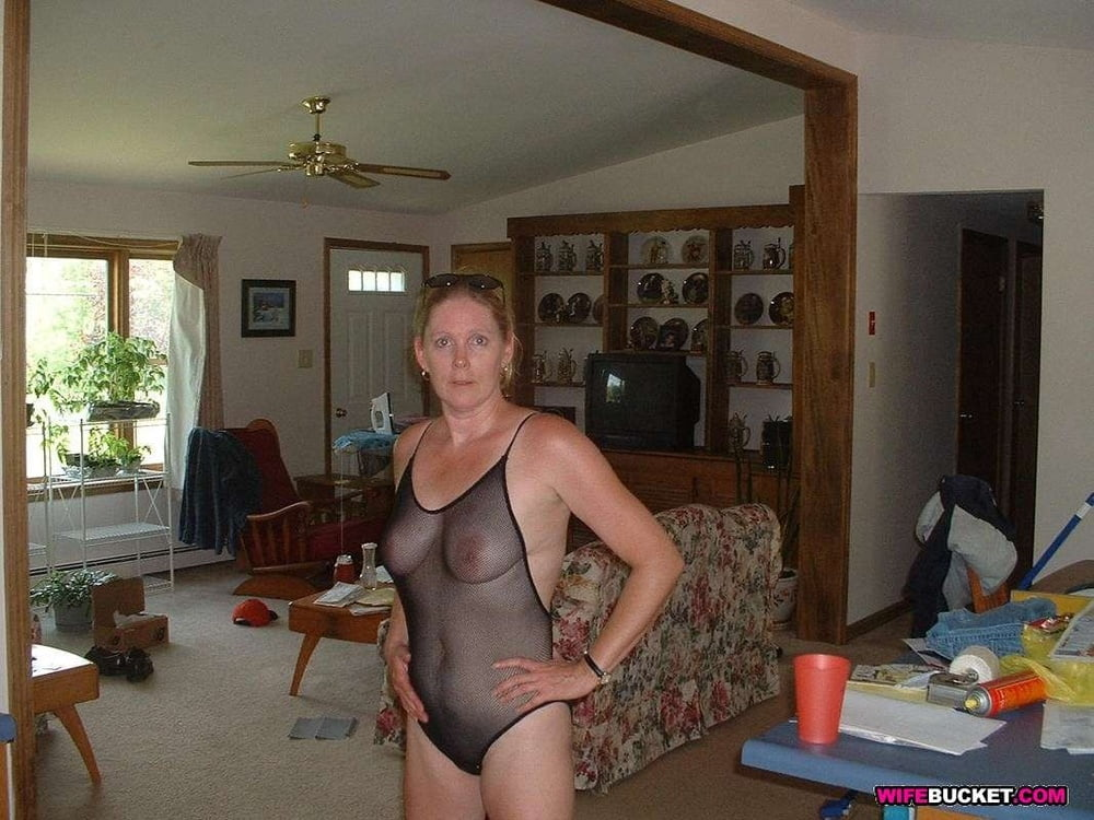 Amateur wives fucking about! - 45 Pics
