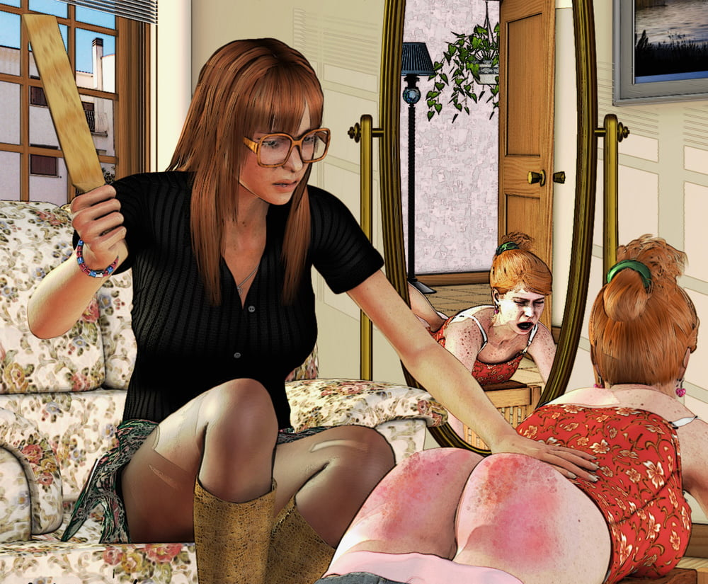 Free erotic stories spanking our daughter
