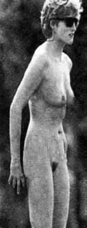 Diana nude