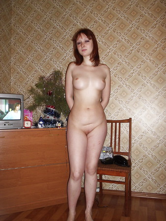 Amateur Redhead
