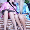 Lustful Lesbians Love Lingerie 2