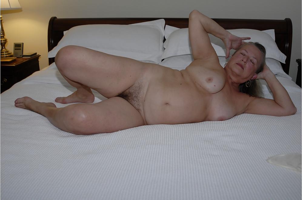 Granny Fun On Bed