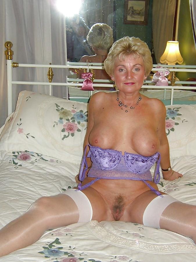 Britisch Granny