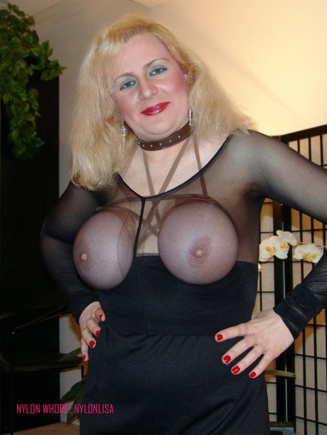 My Big Tits, Big Belly, and Big Cunt