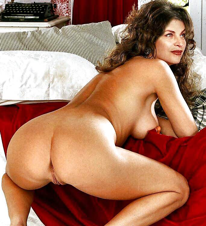 Naked pictures of kirstie alley