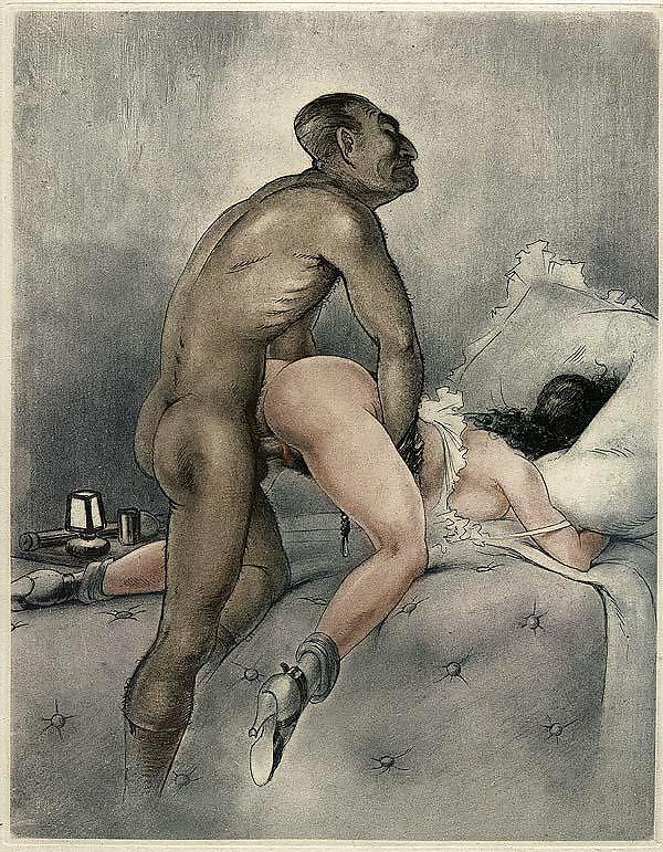 Erotische Szenen