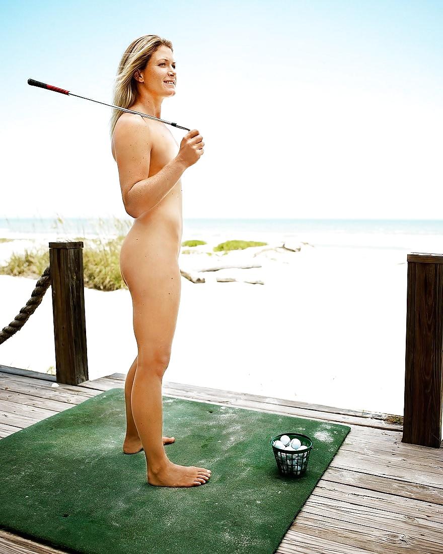 Hot women golfers nude