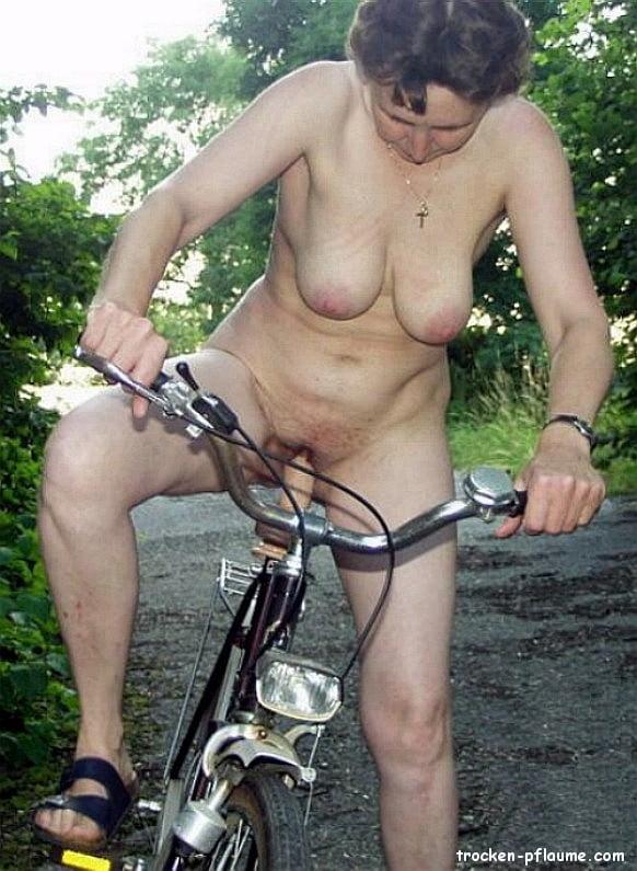 Dildo fahrrad Why Kali