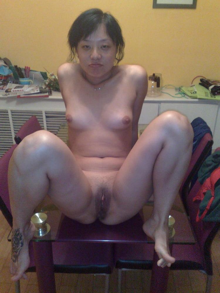 Amateur chinese naked girl