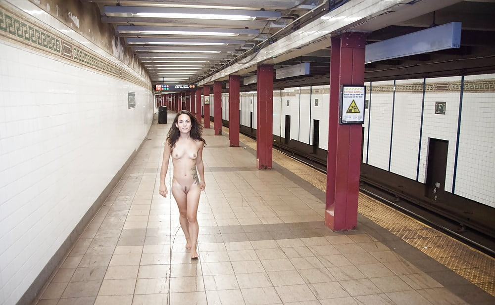 The Day I Got Naked In New York Subway
