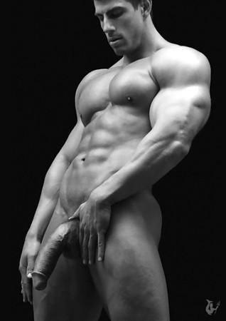 Nude muscle men Muscle Gay