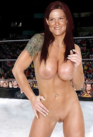 Naked pics of wwe diva lita