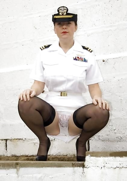 Real military girl porn