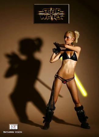Star Wars Erotic
