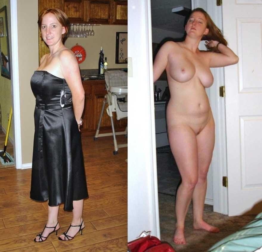 Clothed unclothed amateur remarkable