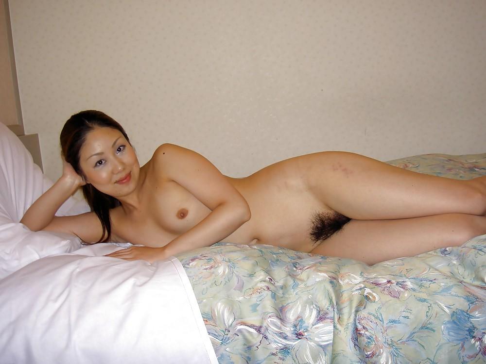 amateur hairy asian nude