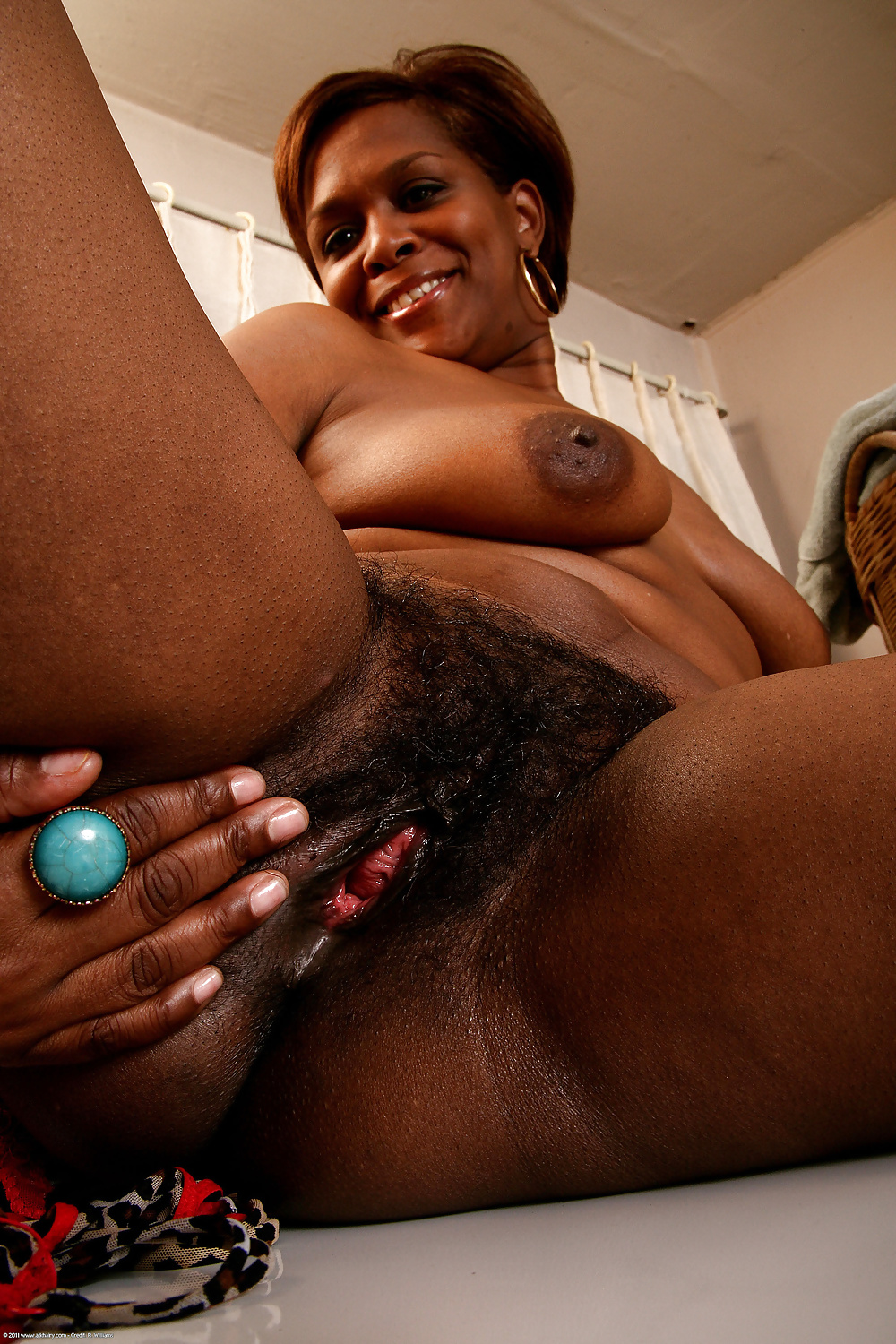 from Jerry hairy black females nude