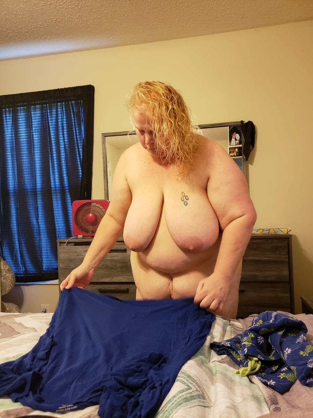 Chef fucks morbidly obese woman - 2 part 9