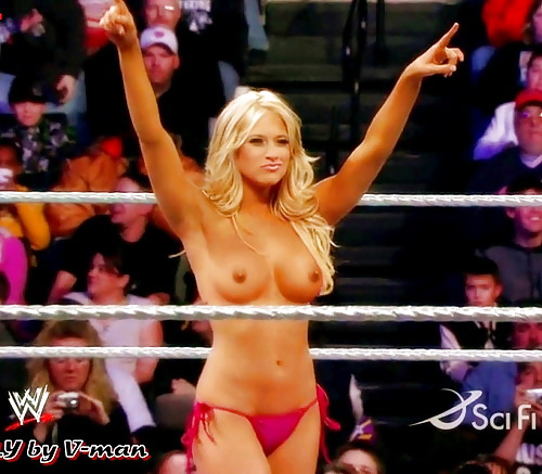 Wwe divas striped naked, fuck young male